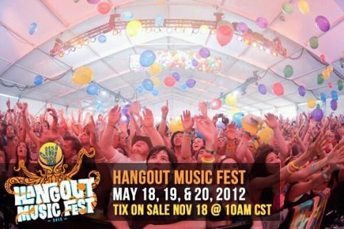 Hangout Fest 2011