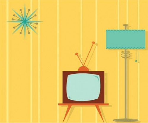cartoon-tv-and-other-interior-decoration-material-vector_15-2213