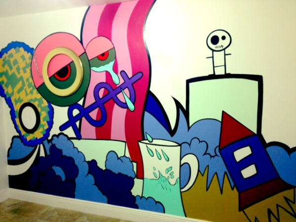 GG Art Work Miami Yo Space