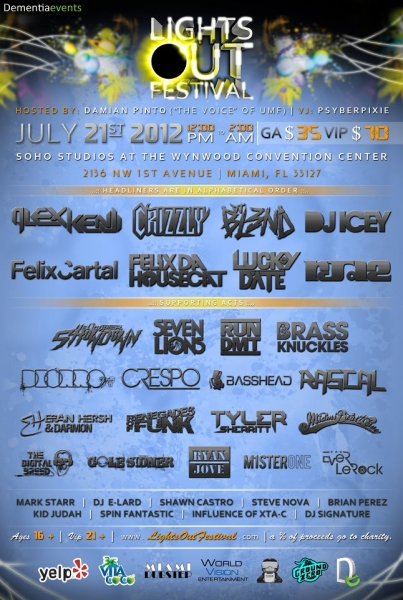 lights out festival miami
