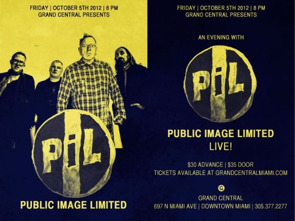 Public Limited Image Grand Central 10/5