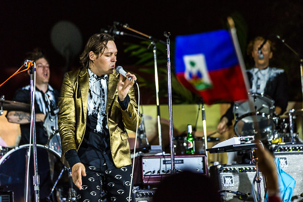 Arcade Fire Little Haiti