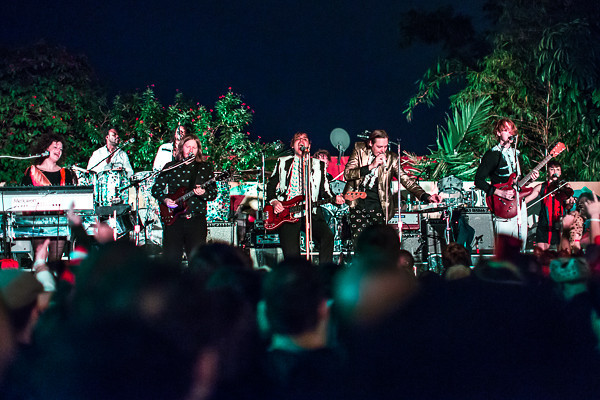 arcade fire full band