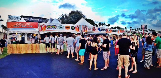 Coastline Festival West Palm Beach