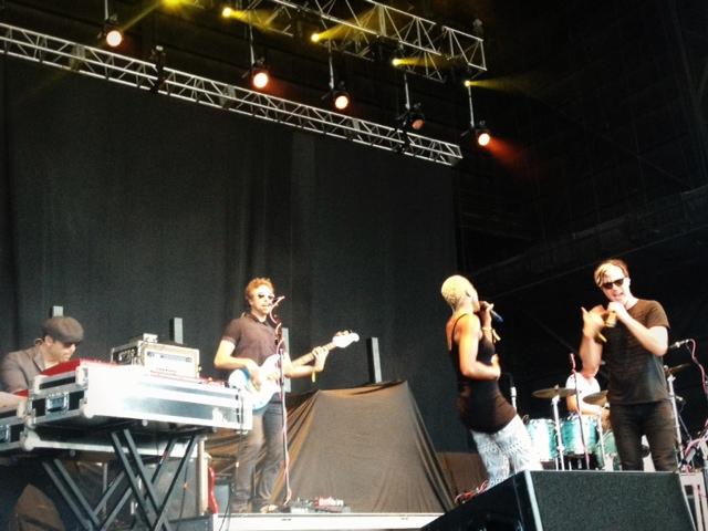 Fitz and the Tantrums Coastline Festival West Palm Beach Florida
