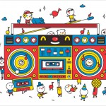 SONNI boombox_party