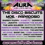AURA Music Festival 2014