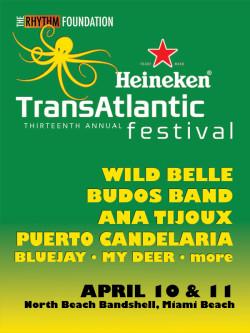 Heineken TransAtlantic Festival 2015